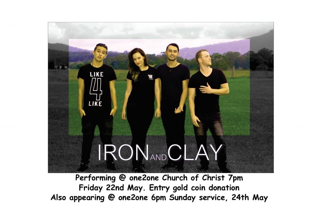 iron+clay