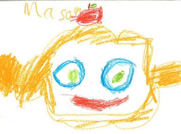 Mason's Drawing
