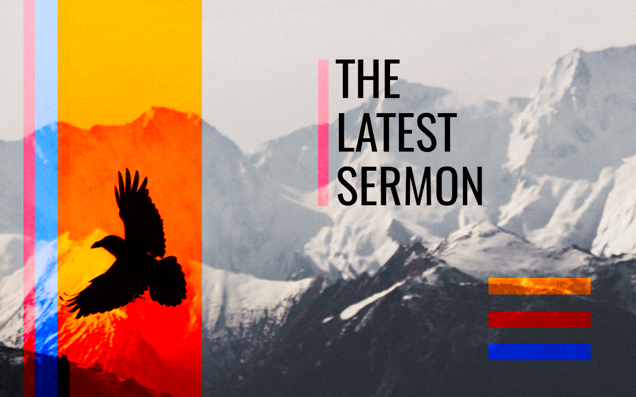 The latest sermon